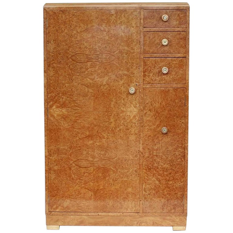 Art Deco Cabinet For Sale