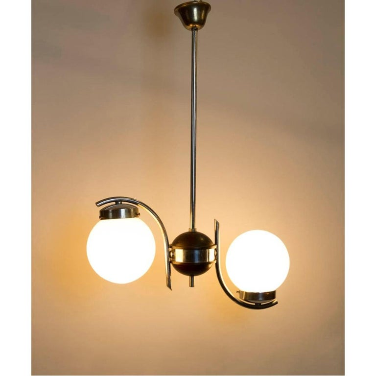 Art Deco Ceiling Lamp Germany 1920 1930
