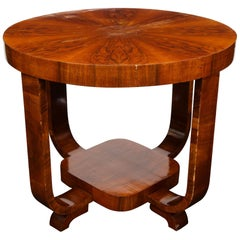 Art Deco Center Table