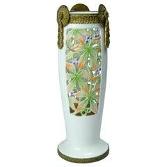 Art Deco Ceramic Glass