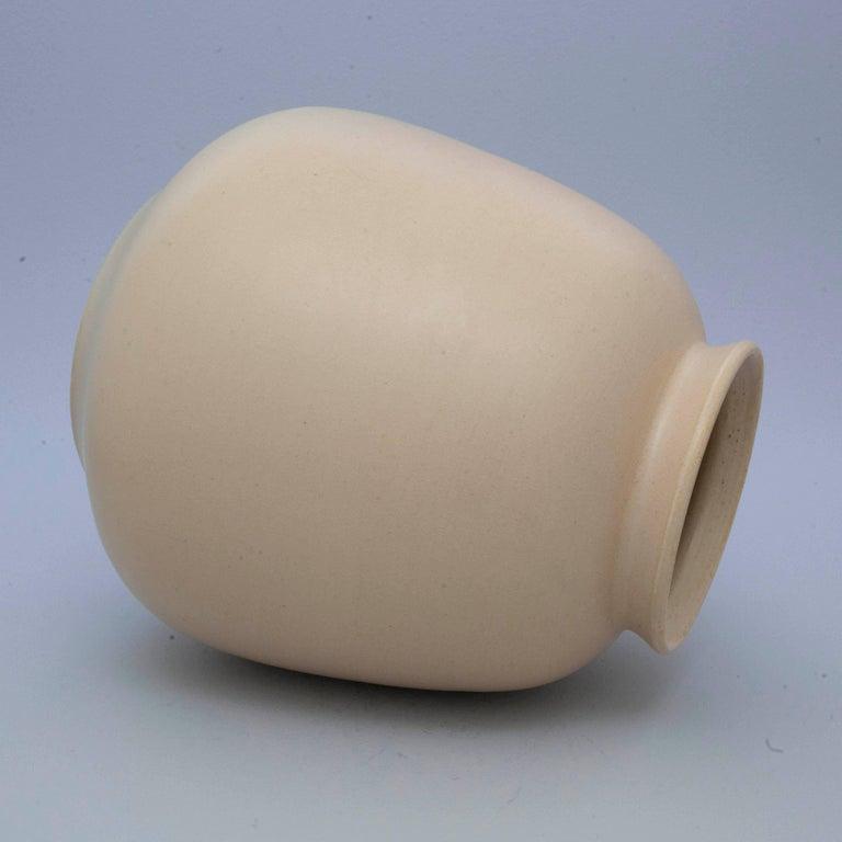 Art Deco Ceramic Vase In Excellent Condition For Sale In Amsterdam, NL