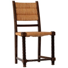 Art Deco Chair by Victor Courtray