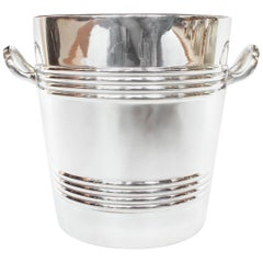 Art Deco Champagne Bucket