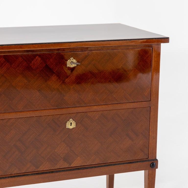 Art Deco Chest of Drawers Around 1920 2
