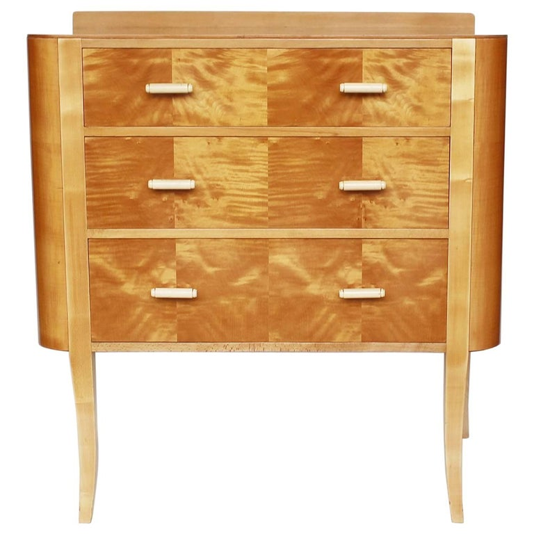 Art Deco Chest of Drawers For Sale