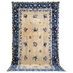 Art Deco Chinese Carpet, circa 1920