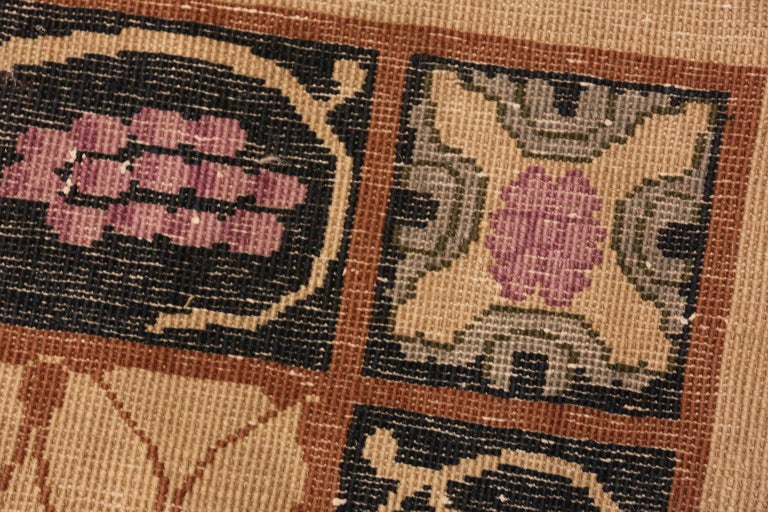 Art Deco Chinese Rug For Sale 1