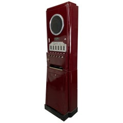 Art Deco Cigarette Vending Machine, Classic Deco Design, Art Novelty Company