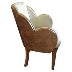 Art Deco Cloud Chair by Harry and Lou Epstein