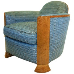 Art Deco Club Chair from Maurice Dufrêne