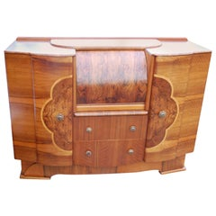 Art Deco Cocktail Cabinet and Sideboard