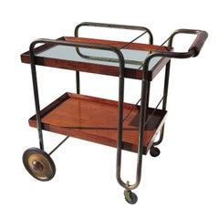 Art Deco Cocktail Cart by Treitel-Gratz