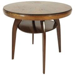 Art Deco Coffee Table, 1960s