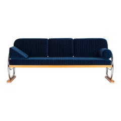 Art Deco Couch Daybed Von Hynek Gottwald, 1930s