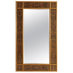 Art Deco Decoupage Mirror