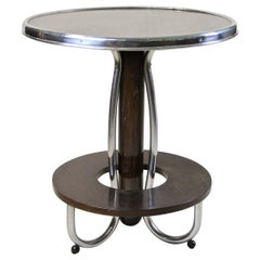 Art Deco Design Side Table Attributed to Thonet, Austria, circa 1920