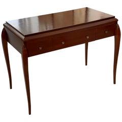 Art Deco Desk by Maison Soubrier