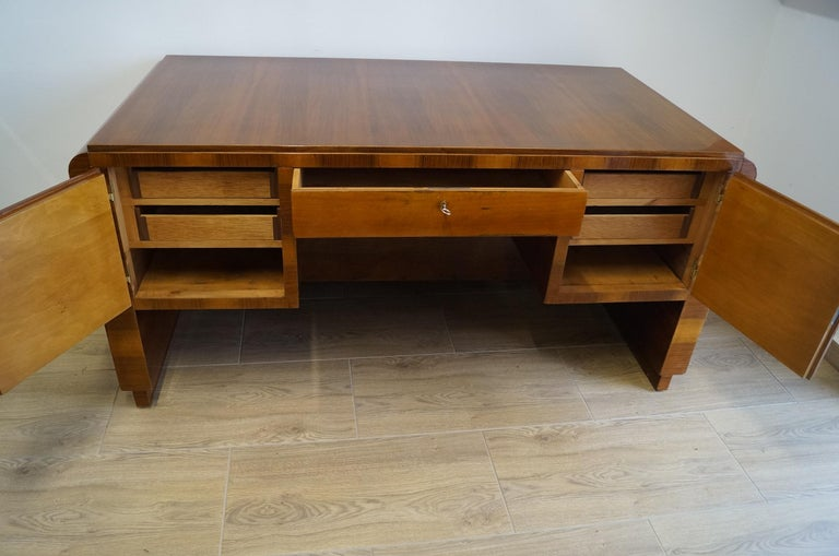 Art Deco Desk from 1940 For Sale 8