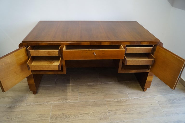 Art Deco Desk from 1940 For Sale 9