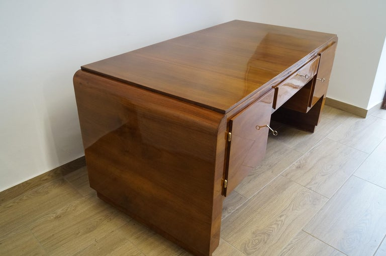 20th Century Art Deco Desk from 1940 For Sale