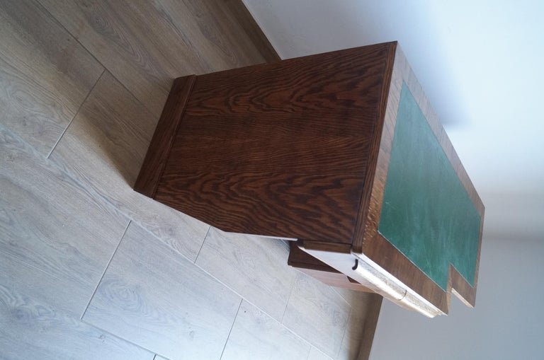 Art Deco Desk from 1960 For Sale 4
