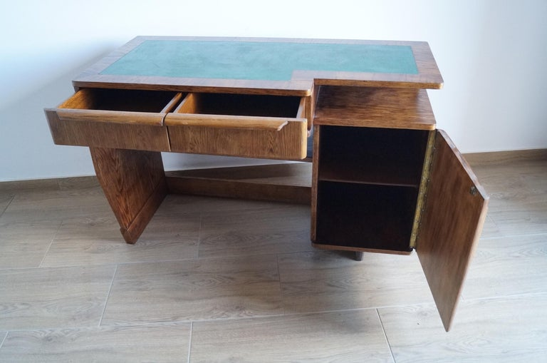 Art Deco Desk from 1960 For Sale 8