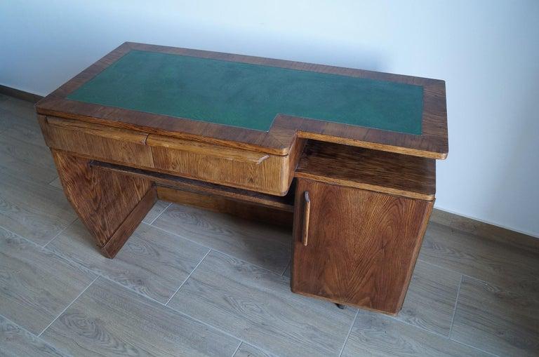 Czech Art Deco Desk from 1960 For Sale