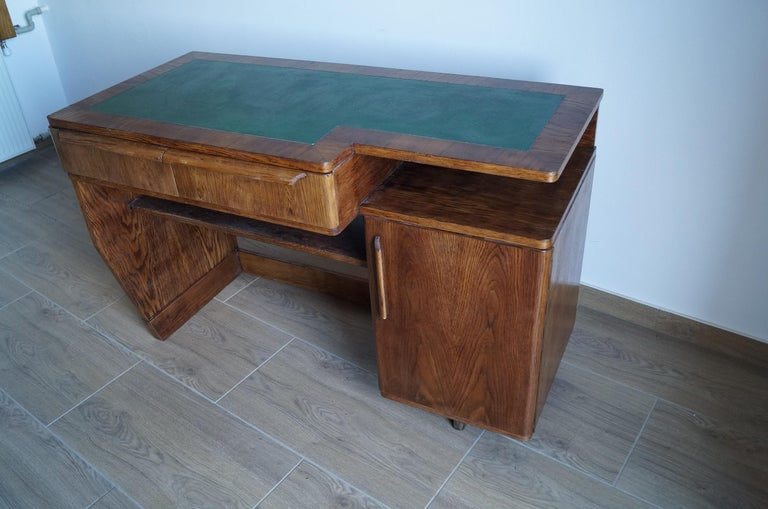 Art Deco Desk from 1960 For Sale 3