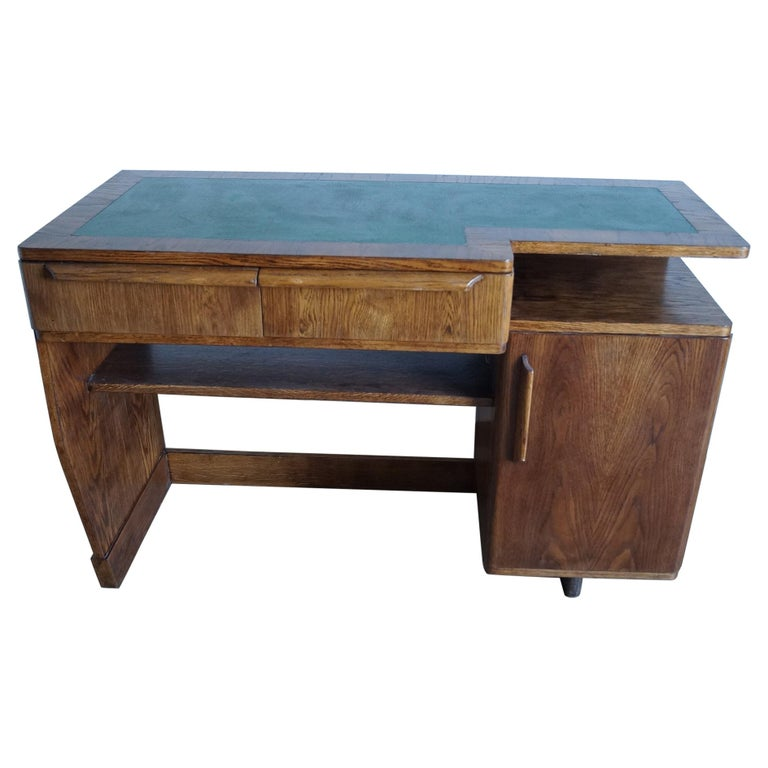 Art Deco Desk from 1960 For Sale