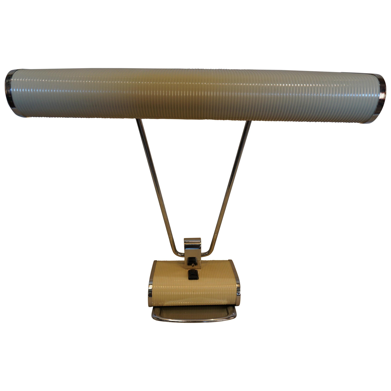 Art Deco Desk Lamp by Eileen Gray for Jumo