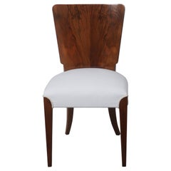 Art Deco Dining Chairs by Jindrich Halabala