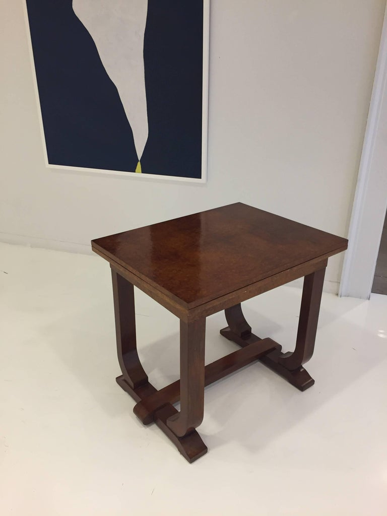Mid-20th Century Art Deco Dining/ Console Table For Sale
