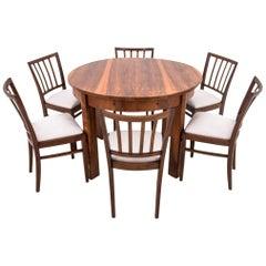 Art Deco Dining Room Set