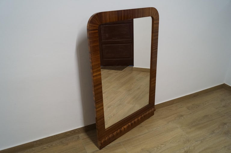 Polish Art Deco Dressing Table, 1930 Cracow For Sale