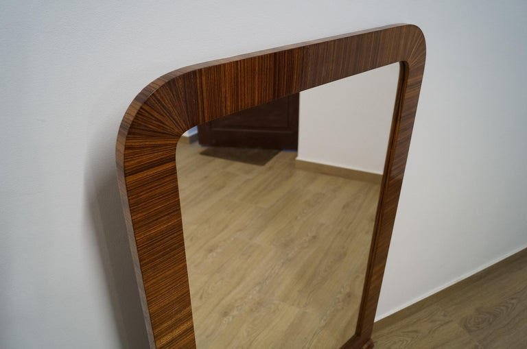 Art Deco Dressing Table, 1930 Cracow In Good Condition For Sale In Kraków, Małopolska
