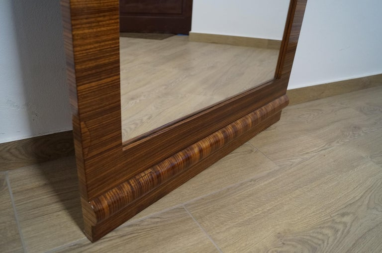 Mid-20th Century Art Deco Dressing Table, 1930 Cracow For Sale