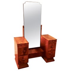 Art Deco Dressing Table