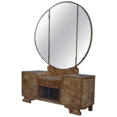 Art Deco dressing table from 1950