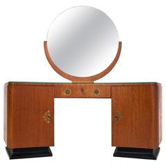 Art Deco Dressing Table Vanity