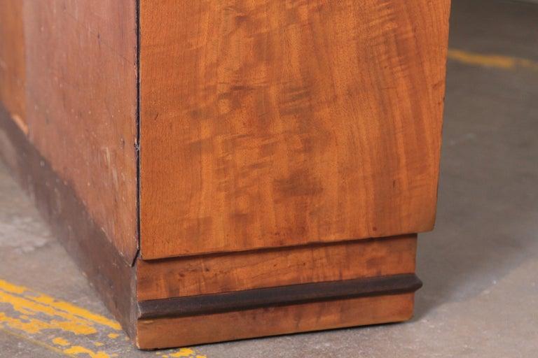 Art Deco Dynamique Creations Johnson Furniture Co. Skyscraper Bookcase Wall Unit For Sale 10