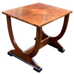 Art Deco English Coffee/Occasional Table