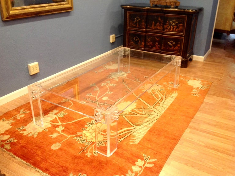 Art Deco Era Chinese Rug In Good Condition For Sale In West Palm Beach, FL