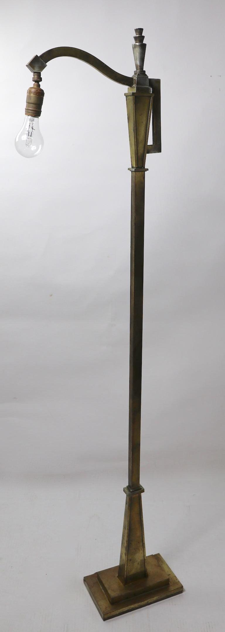 Art Deco Floor Lamp 8