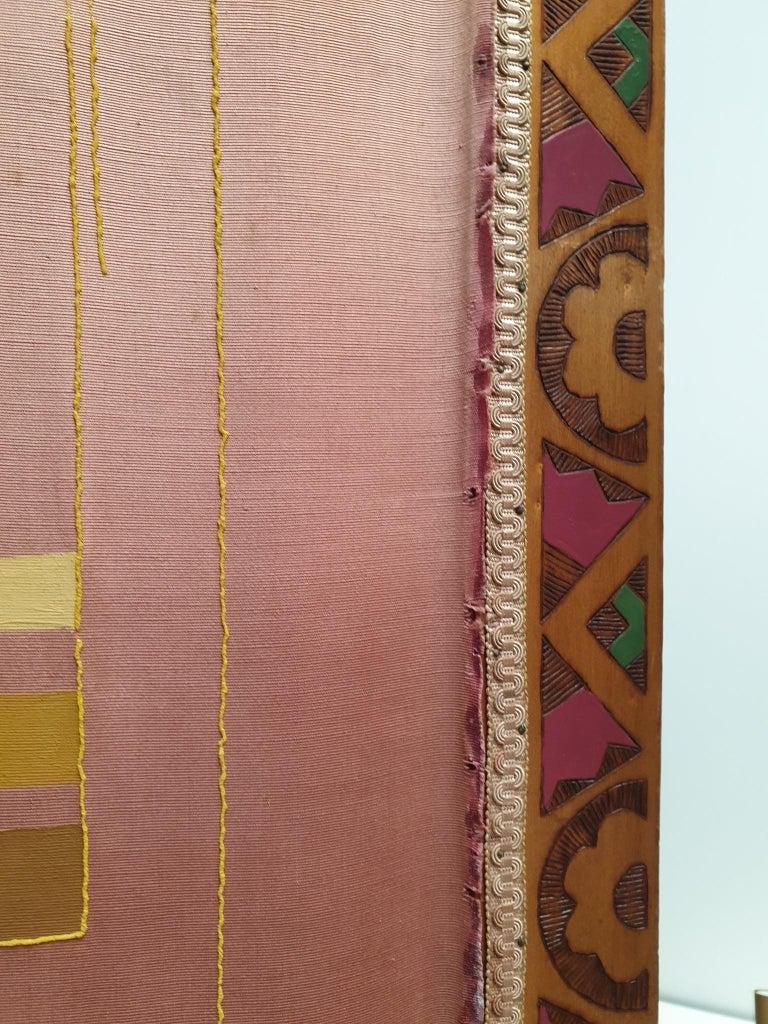 Art Deco Folding Screen For Sale 5