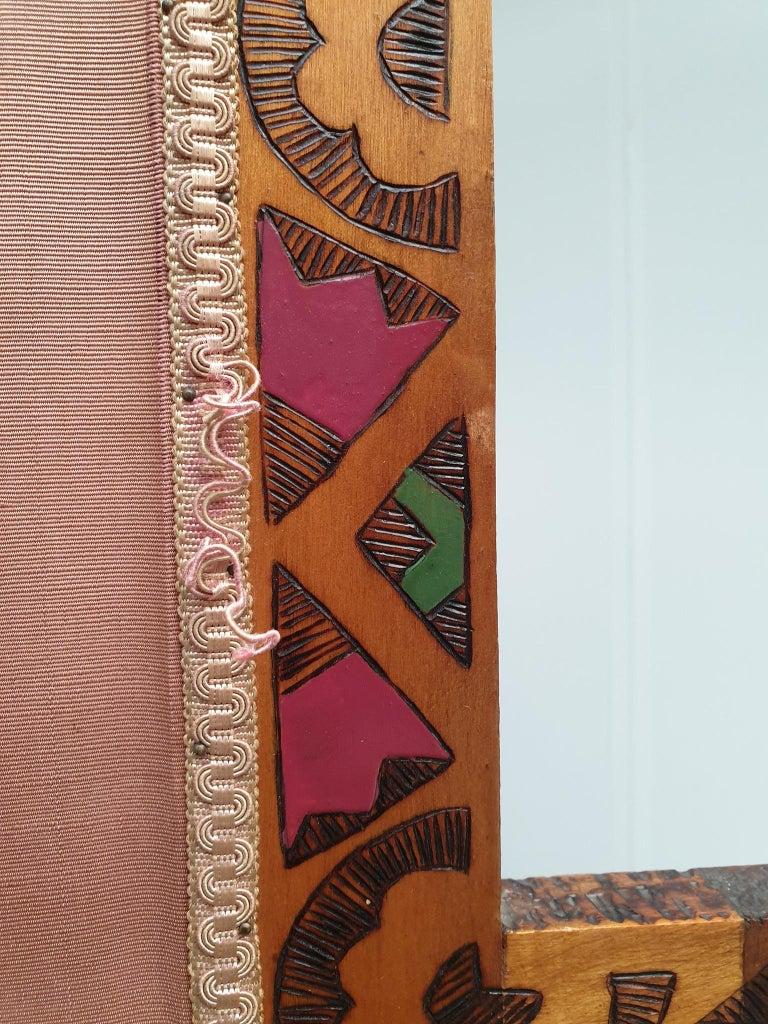 Art Deco Folding Screen For Sale 9