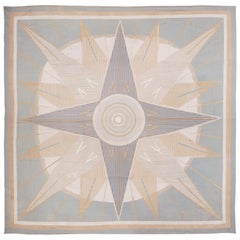 Art Deco French Aubusson by D.I.M.
