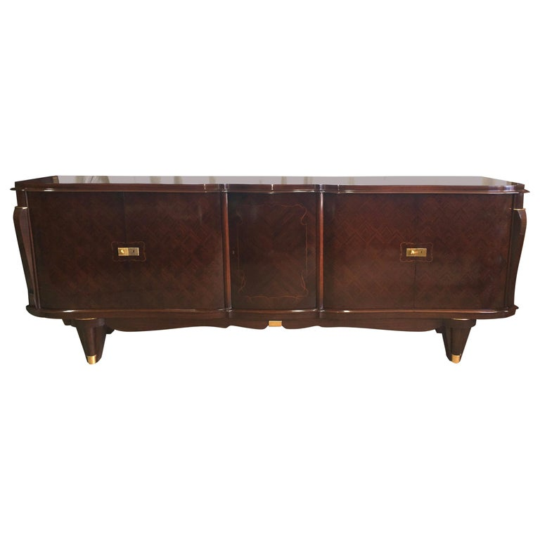 Art Deco French Buffet For Sale