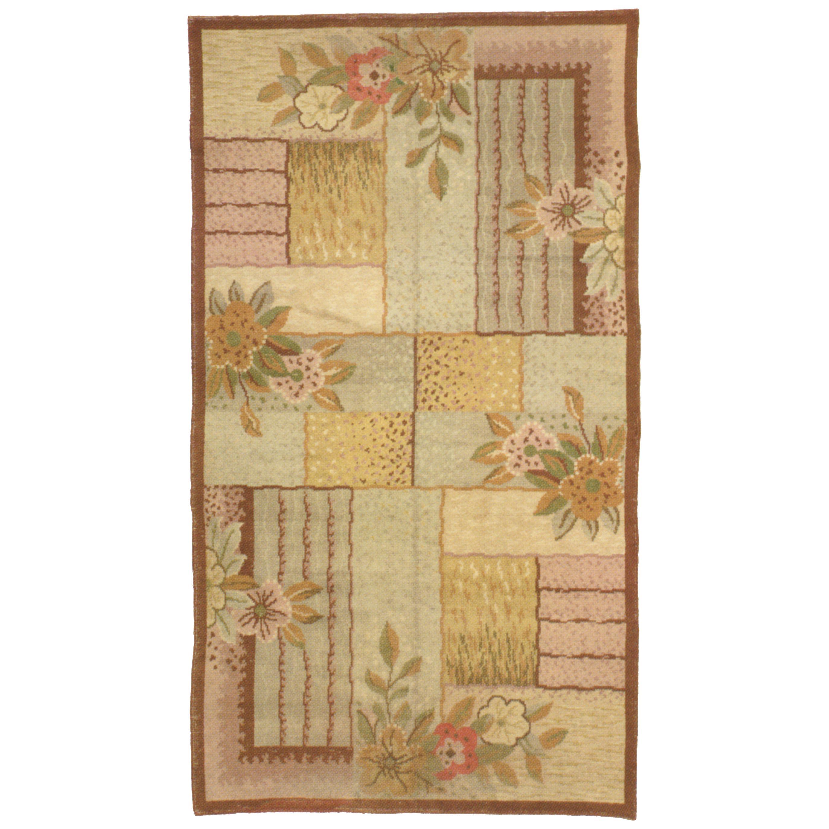 Art Deco French Carpet