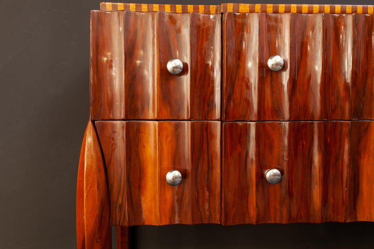 Art Deco French Chest of Drawer or Commode, 1930 For Sale 2