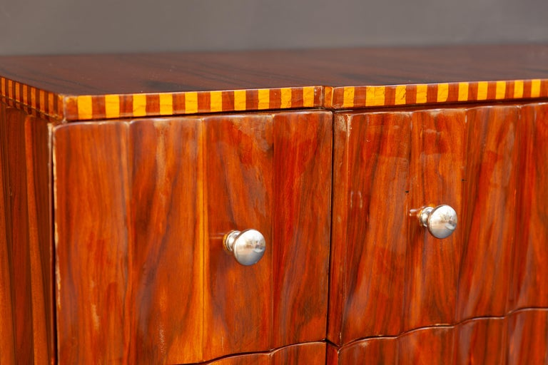 Art Deco French Chest of Drawer or Commode, 1930 For Sale 3